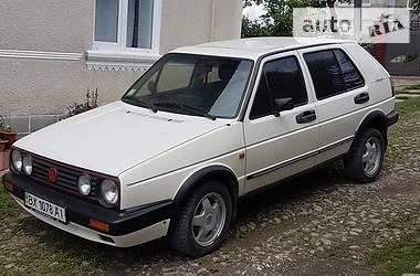 Volkswagen Golf II 1986 в Тернополе