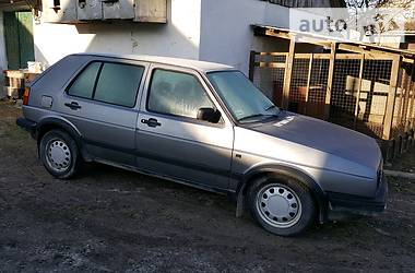 Volkswagen Golf II 1989 в Костополе