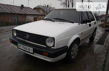 Volkswagen Golf II 1985 в Ивано-Франковске