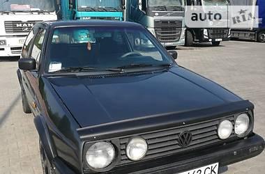 Купе Volkswagen Golf II 1988 в Житомире