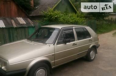 Volkswagen Golf II 1986 в Львові