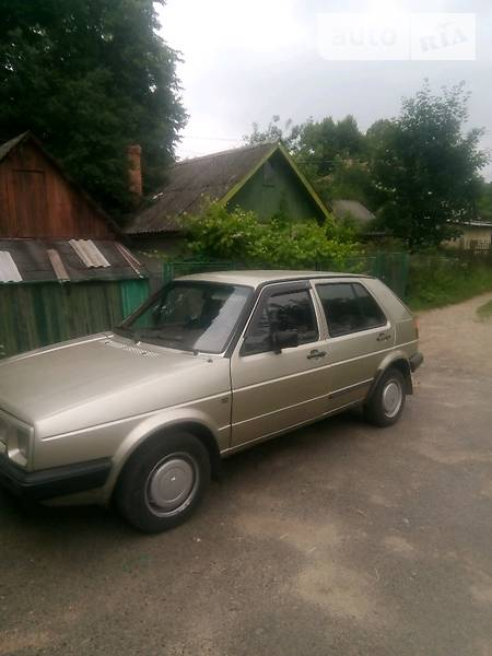 Volkswagen Golf 1986 года в Львове