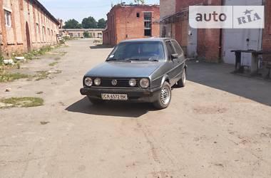 Volkswagen Golf II 1987 в Звенигородці