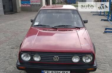Купе Volkswagen Golf II 1987 в Черновцах