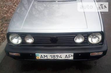 Volkswagen Golf II 1986 в Попельне