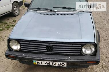 Volkswagen Golf II 1988 в Черновцах