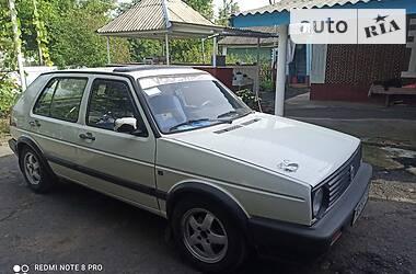 Volkswagen Golf II 1989 в Чечельнике