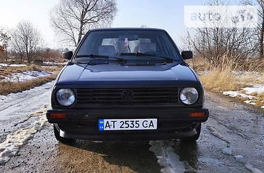 Volkswagen Golf II 1987 в Калуше