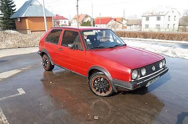 Volkswagen Golf II 1986 в Кременце