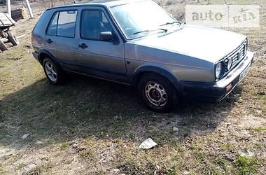 Volkswagen Golf II 1989 в Славском
