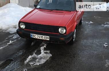Volkswagen Golf II 1987 в Львові