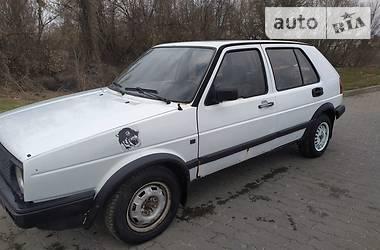 Хэтчбек Volkswagen Golf II 1988 в Бродах