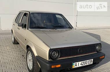 Хэтчбек Volkswagen Golf II 1986 в Вишневом