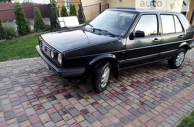 Хэтчбек Volkswagen Golf II 1990 в Бучаче