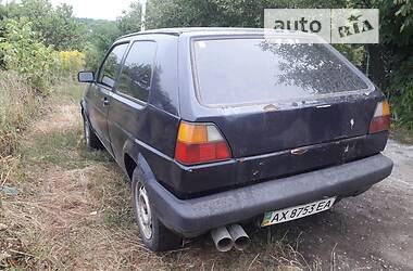 Хэтчбек Volkswagen Golf II 1988 в Харькове