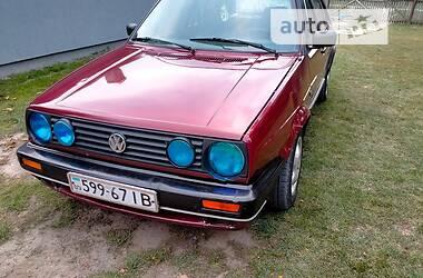 Хэтчбек Volkswagen Golf II 1988 в Ивано-Франковске