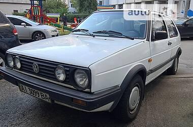 Хэтчбек Volkswagen Golf II 1987 в Киеве