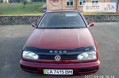 Volkswagen Golf III 1995 в Городище
