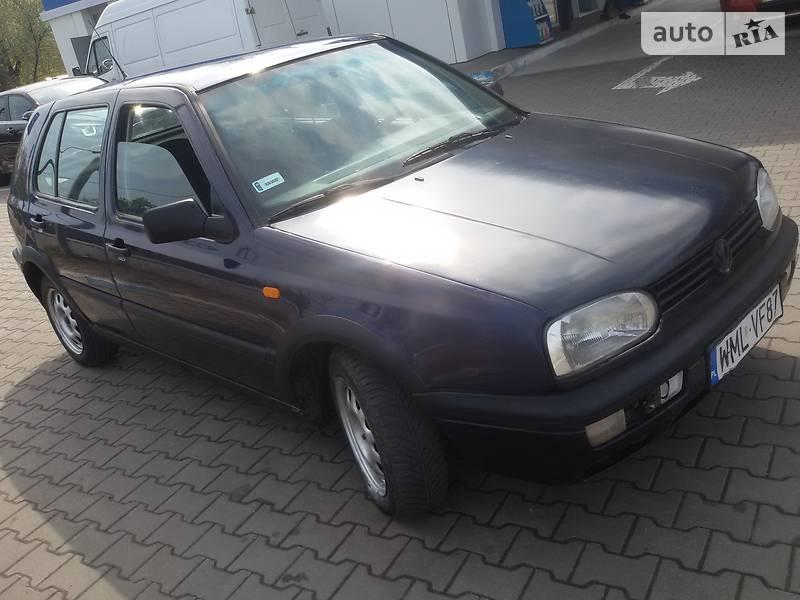 Volkswagen Golf III 1996 в Киеве
