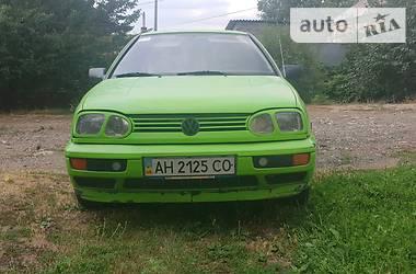 Volkswagen Golf III 1993 в Константиновке