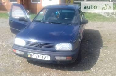 Volkswagen Golf III 1994 в Трускавце