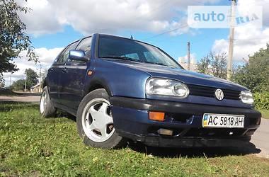 Volkswagen Golf III 1993 в Нововолынске