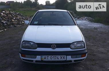 Volkswagen Golf III 1992 в Ровно