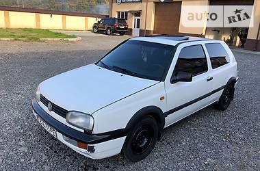Volkswagen Golf III 1996 в Иршаве