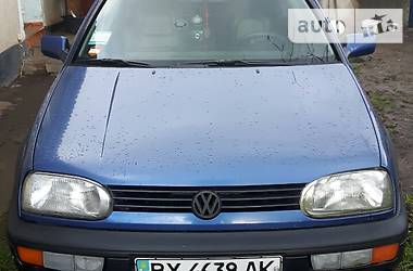 Volkswagen Golf III 1995 в Хмельницком