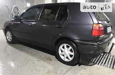 Volkswagen Golf III 1992 в Рахове