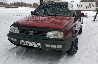 Volkswagen Golf III 1994 в Змиеве