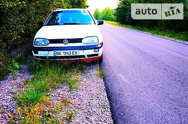 Volkswagen Golf III 1998 в Заречном