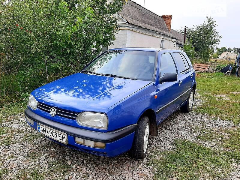Volkswagen Golf III GBO