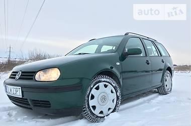 Volkswagen Golf IV Edition 2000