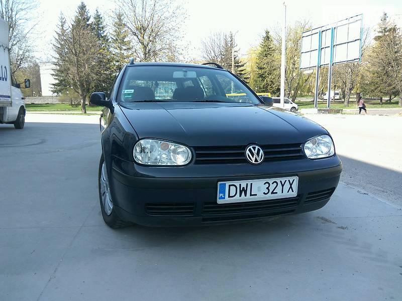 Volkswagen Golf IV 2001 в Ровно