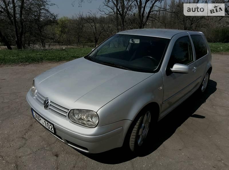 Volkswagen Golf IV 2003 в Покрові
