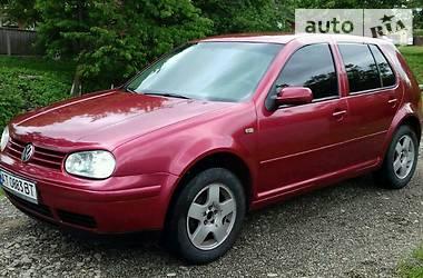 Volkswagen Golf IV 1999 в Вижнице