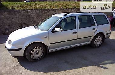 Volkswagen Golf IV 2000 в Тернополе