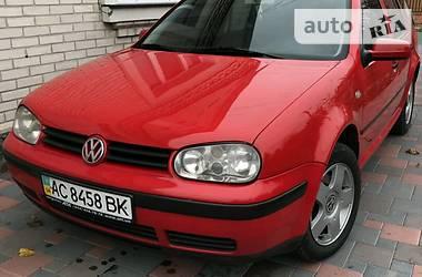 Volkswagen Golf IV 2000 в Луцке
