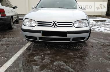 Volkswagen Golf IV 1999 в Стрые
