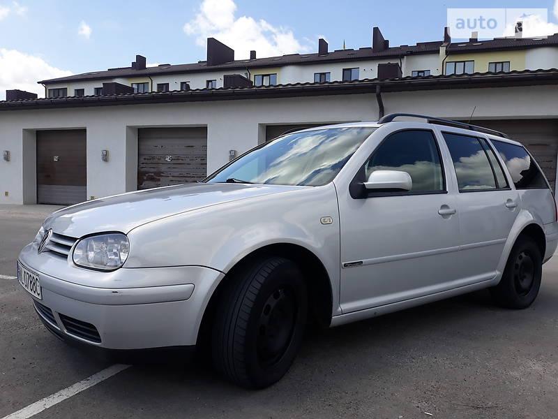 Volkswagen Golf 2000 года в Ровно
