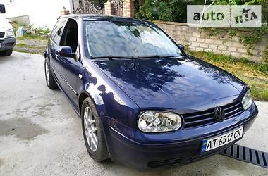 Volkswagen Golf IV 2002 в Чернівцях