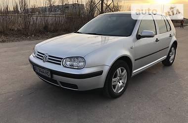 Volkswagen Golf IV 2002 в Рокитному