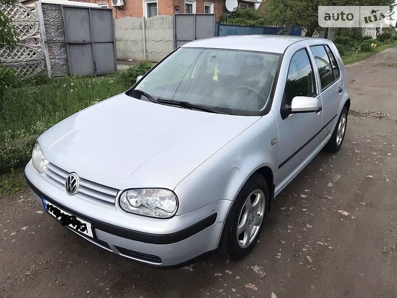 Volkswagen Golf IV 1999 в Харкові