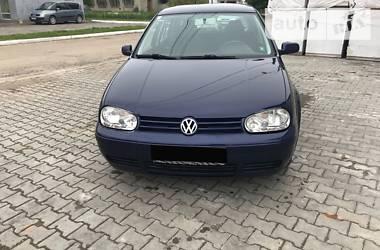 Volkswagen Golf IV 2001 в Глыбокой