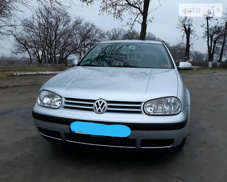 Volkswagen Golf IV 2001 в Мелитополе
