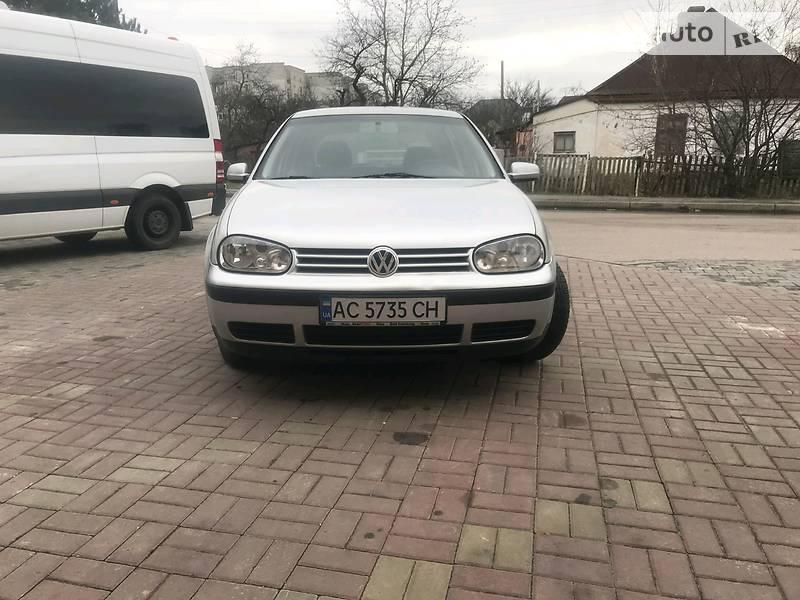 Volkswagen Golf IV 2002 в Ковеле
