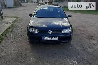 Volkswagen Golf IV 2002 в Коростене