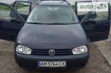 Volkswagen Golf IV 2002 в Любарі