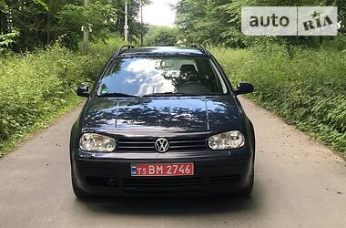 Volkswagen Golf IV 2001 в Луцке